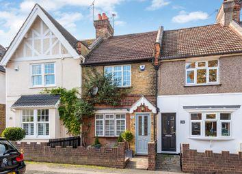Thumbnail 2 bed terraced house for sale in Woodside Parade, Woodside Crescent, Sidcup