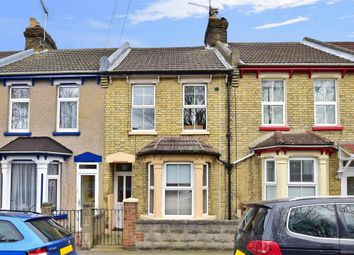 Thumbnail 3 bed terraced house for sale in York Avenue, Gillingham, Kent