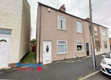 Thumbnail 2 bed end terrace house for sale in Lime Street, Ilkeston, Derbyshire