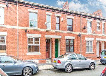 Thumbnail 3 bed terraced house for sale in Beever Street, Old Trafford, Manchester