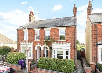 Thumbnail 3 bed semi-detached house for sale in Baliol Road, Hitchin