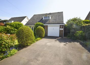 Thumbnail 3 bed detached bungalow for sale in Shore Close, Westover Road, Milford On Sea, Lymington
