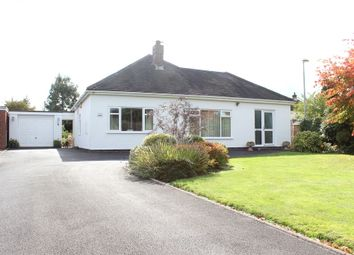 Thumbnail 3 bed detached bungalow for sale in Gillway Lane, Tamworth