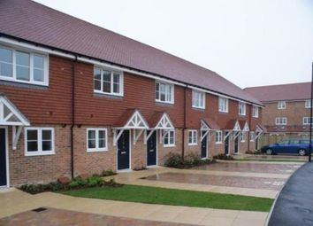 Thumbnail 2 bed terraced house to rent in Linnitt Road, Snodland