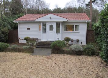 Thumbnail 2 bed mobile/park home for sale in The Plateau, Warfield Park (5785), Bracknell, Berkshire
