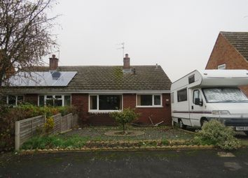 Thumbnail 2 bed semi-detached bungalow for sale in Croft Close, Bishops Tachbrook, Leamington Spa