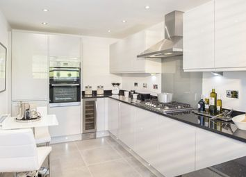 """Thumbnail 4 bed terraced house for sale in """"Woodbridge"""" at Park View, Butt Lane, Thornbury, Bristol"""