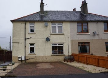 Thumbnail 2 bed flat for sale in Braeside Place, Laurieston