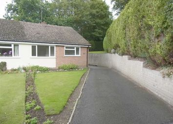 Thumbnail 2 bed semi-detached bungalow to rent in 35, Bridgeman Road, Oswestry, Shropshire