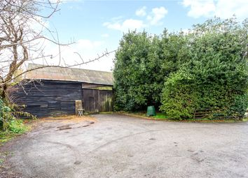 Thumbnail 4 bed barn conversion for sale in Hyde Street, Upper Beeding, Steyning, West Sussex