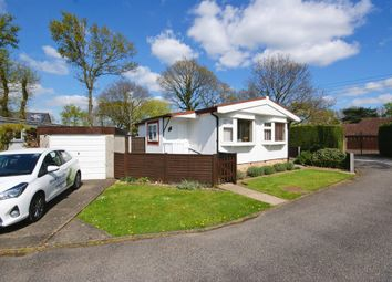 Thumbnail 2 bed detached bungalow for sale in Broxburn Park, South Hykeham, Lincoln