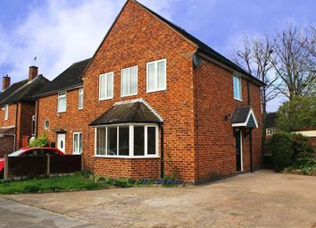 Thumbnail 3 bed semi-detached house to rent in Daylesford Road, Solihull, West Midlands