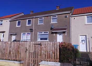 Thumbnail 2 bed terraced house for sale in Kenmuir Street, Coatbridge