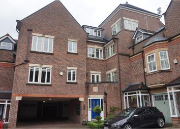 Thumbnail 2 bed flat for sale in Regency Court, Altrincham