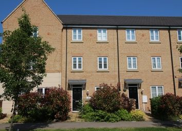 Thumbnail 4 bed town house to rent in Tissington Road, Grantham