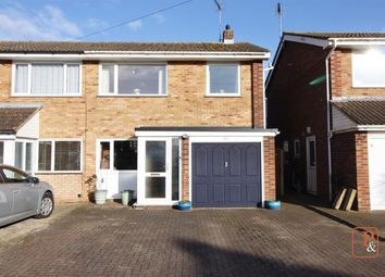 3 bed semi-detached house for sale in Orwell View Road, Shotley, Ipswich IP9