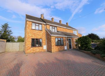 Thumbnail 4 bed semi-detached house for sale in Baronshurst Drive, Chalgrove, Oxford