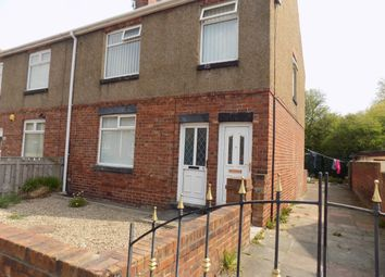 Thumbnail 3 bed flat to rent in Wilson Avenue, East Sleekburn