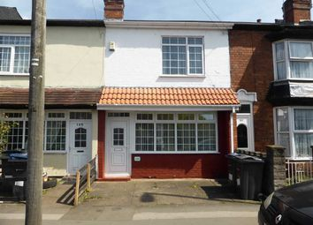 Thumbnail 3 bedroom terraced house for sale in Sladefield Road, Saltley, Birmingham