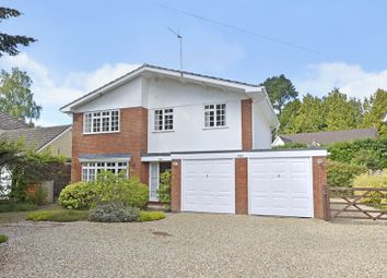 Thumbnail 4 bed detached house for sale in Avon Road, West Moors, Ferndown