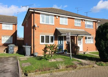 Thumbnail 3 bedroom semi-detached house for sale in Whitwell Close, Luton