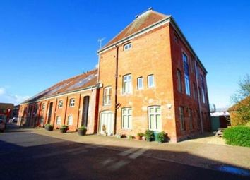 Thumbnail 2 bed flat for sale in Canon Street, Taunton, Somerset