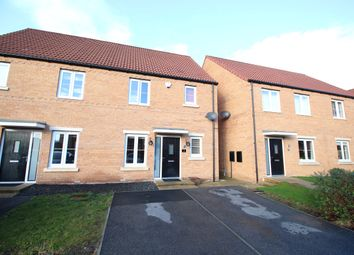 Thumbnail 3 bed semi-detached house for sale in Heron Drive, Mexborough