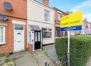 Thumbnail 2 bed terraced house for sale in Williamthorpe Road, North Wingfield, Chesterfield, Derbyshire