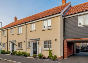 Thumbnail 3 bed terraced house to rent in Osprey Drive, Mendlesham, Stowmarket