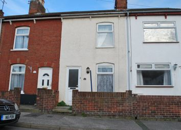 Thumbnail 3 bedroom terraced house to rent in Clarence Road, Lowestoft