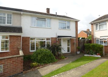 Thumbnail 4 bed semi-detached house for sale in Fettiplace Road, Marcham, Abingdon