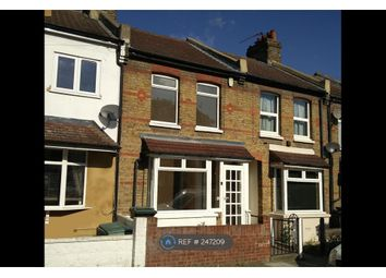 Thumbnail 3 bedroom terraced house to rent in Cecil Road, Gravesend