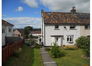 Thumbnail 4 bed semi-detached house for sale in High Street, Banwell