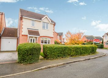 Thumbnail 3 bed link-detached house for sale in Stanier Drive, Thurmaston, Leicester