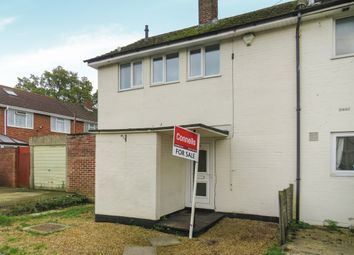 Thumbnail 2 bedroom end terrace house for sale in Evenlode Road, Southampton