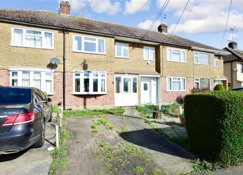 Thumbnail 3 bed terraced house for sale in Bruce Grove, Wickford, Essex