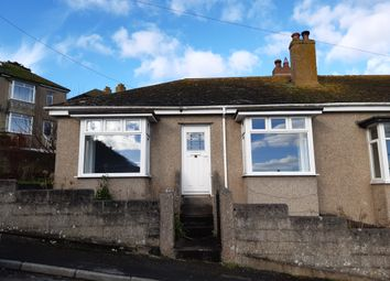 Gloucester Road, Newlyn, Penzance TR18. 2 bed semi-detached bungalow for sale