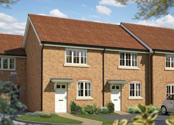 """""""The Hawthorn"""" at Priory Fields, Wookey Hole Road, Somerset, Wells BA5. 2 bed terraced house for sale"""
