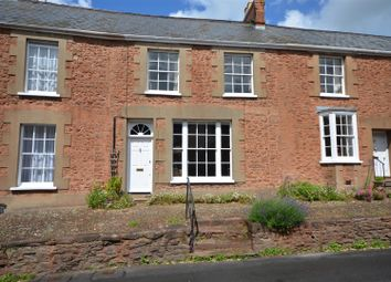 Thumbnail 2 bed terraced house for sale in Fore Street, Milverton, Taunton