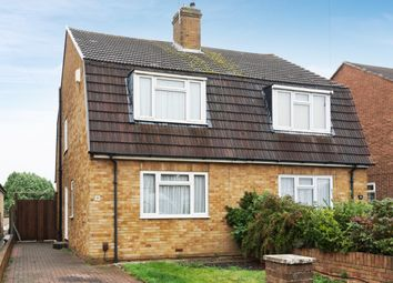 Thumbnail 2 bed semi-detached house for sale in 34 Povey Avenue, Rocester