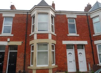 Thumbnail 3 bedroom flat to rent in Meldon Terrace, Heaton, Newcastle Upon Tyne