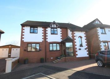Thumbnail 4 bedroom detached house for sale in Halpin Close, Bellshill, North Lanarkshire