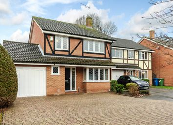 Thumbnail 4 bed detached house for sale in Blomfield Dale, Bracknell, Bracknell Forest