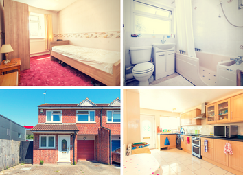 Thumbnail Room to rent in Neave Crescent, Harold Wood, Essex 8Jh