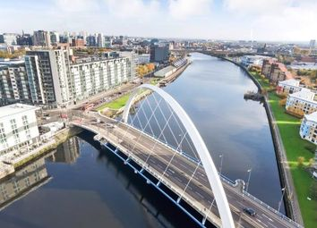 Thumbnail 2 bedroom flat for sale in Lancefield Quay, Finnieston, Glasgow
