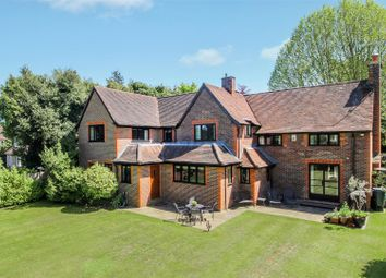 Thumbnail 5 bed detached house for sale in Mile Path, Hook Heath, Woking
