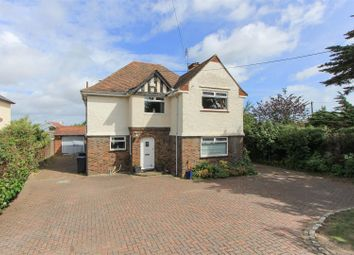 Thumbnail 5 bed detached house for sale in Joy Lane, Seasalter, Whitstable