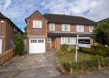 Thumbnail 4 bed semi-detached house for sale in Albury Drive, Pinner