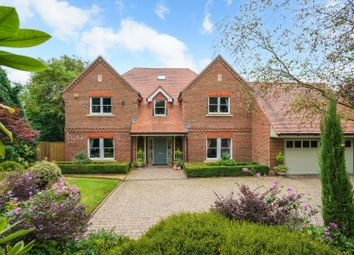 Thumbnail 5 bed detached house for sale in Beaconsfield Gardens, Claygate, Esher, Surrey