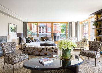Thumbnail 4 bedroom flat for sale in Vicarage Gate House, Vicarage Gate, London